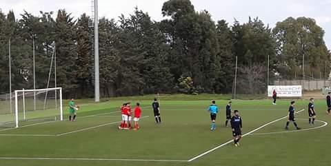 """Calcio 1a Categoria Girone C. L'Abbasanta """"blinda"""" il 2° posto con un tennistico 6-0 al C.R. Arborea"""
