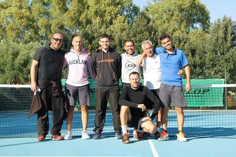 Tennis Campionato invernale 3a serie. Il Ghilarza A si qualifica ai play off promozione