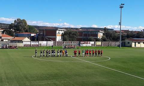 Calcio 1a Categoria Girone C. Incredibile Abbasanta sconfitta a Samugheo per 5-3