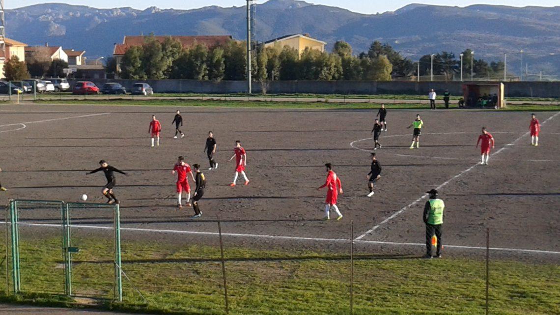 Calcio 1a Categoria Girone C. Il Sedilo conquista 3 punti che valgono oro con il Ruinas, ma finisce in 7!