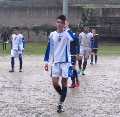 Calcio 2a Categoria Girone H. Nota lieta per esordio del figlio d'arte Marco Deidda nella stagione sfortunata della Busachese