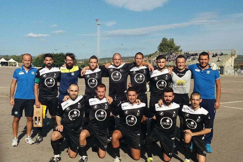 Calcio 1a Categoria Girone C. I pronostici di Nicola Lonis difensore della matricola Tramatza