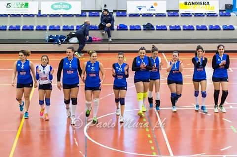 Volley Femminile Serie C. Un Ghilarza decimato si deve arrendere alla capolista San Paolo Cagliari: 3-0