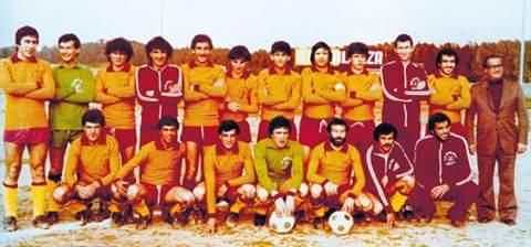 Polvere di Stelle. Il Ghilarza calcio vincitore del campionato di 2a Categoria 1979-80