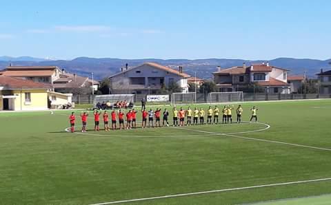 Calcio 1a Categoria Girone C. Momento no dell'Abbasanta. Sconfitta in casa dal Mogoro perde il 2° posto