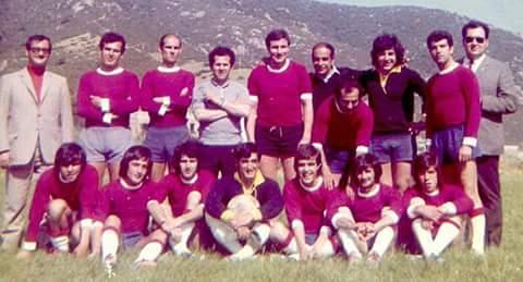 Polvere di Stelle. 45 anni fa il Ghilarza a Domusdemaria per le finali regionali di 2a Categoria