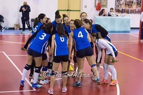 Volley Femminile Serie C. Tutto facile a Nuoro per il Ghilarza che vince 0-3