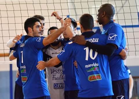 Volley Maschile Serie C. Prestigiosa vittoria dell'Ariete con la seconda della classe Garibaldi