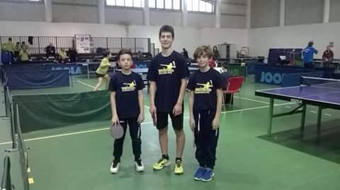 Tennistavolo. Giovani atleti crescono al TT Paulilatino