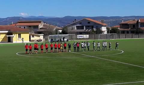 """Calcio 1a Categoria Girone C. Abbasanta """"forza 6"""", Gennargentu Desulo al tappetto"""
