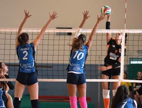 Volley Femminile Serie B2. Troppo forte il Ladispoli per l'Ariete Mareblu'