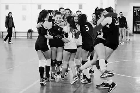Volley Femminile 1a Divisione. Grande festa per l'Ariete Oristano promossa in Serie D
