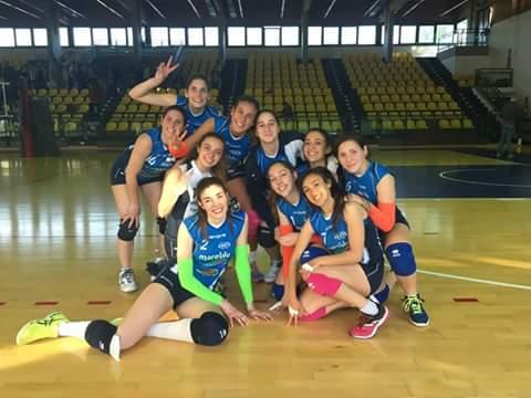 Volley Femminile Serie B2. Ariete retrocessa ma grande vittoria dell'orgoglio a Frascati