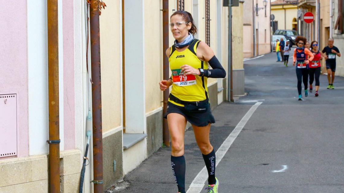 """Atletica. Roma """"La maratona"""" di Roberta Miscali del Guilcier Team la Città"""
