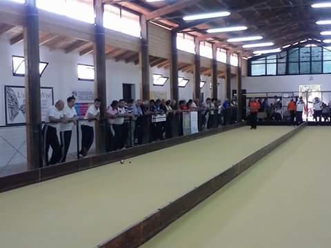 """Bocce. Prime gare ufficiali del settore femminile al Circolo """"Sa Teula"""" di Ghilarza"""