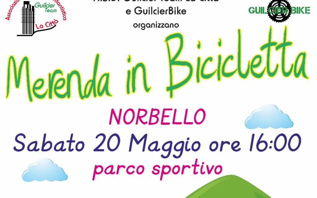 """""""Merenda in bicicletta!"""" A Norbello fine settimana di promozione ciclistica per i bambini"""