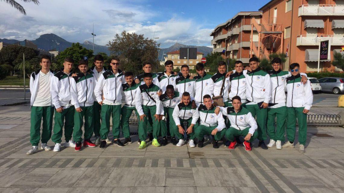 Calcio. Prende il via oggi l'avventura di Federico Bachis al Torneo Cup Juniores 2017 di Camaiore