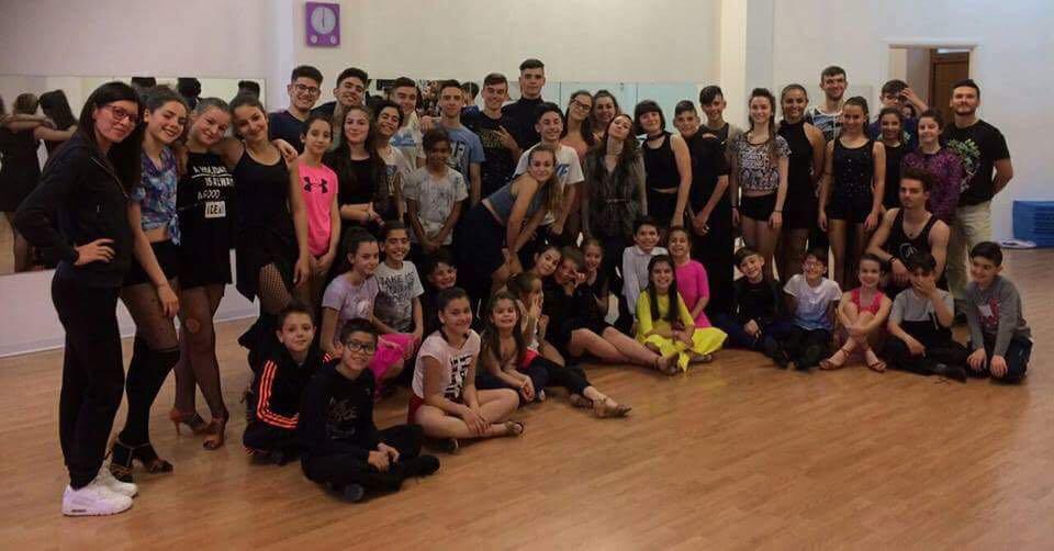 """La Cuban Star """"sbanca"""" ai Campionati Regionali ufficiali della Federazione Italiana Danza Sportiva."""
