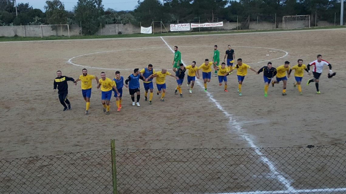 Calcio Play off 2a Categoria. Domenica Paulese-Campanedda e Tonarese-Bono