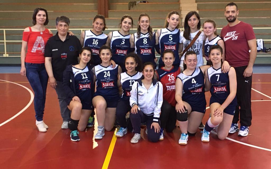 Pallavolo femminile. Grande Impresa del Ghilarza promosso in Prima Divisione