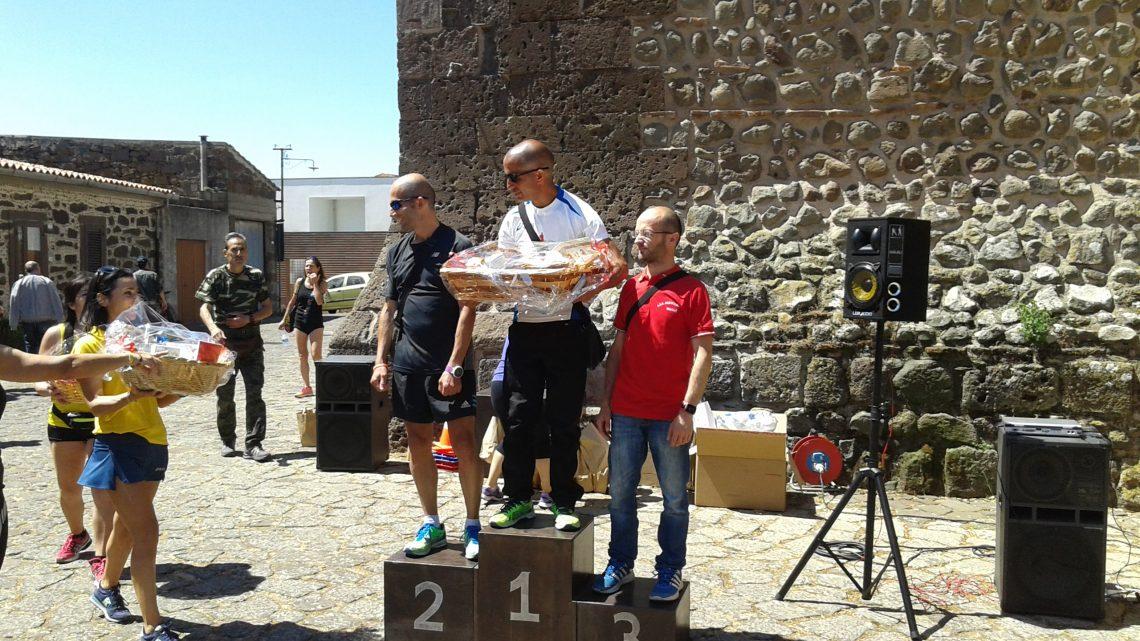 Atletica: Il marocchino Morad Ibrorida dell'Atletica Olbia vince il Giro podistico del Guilcier. Prima fra le donne Maria Luz Fraire