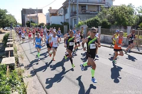 """Il DT della Guilcier Team Michele Licheri ringrazia tutti per l'ottima riuscita del 17° """"Giro Podistico Del Guilcer"""""""