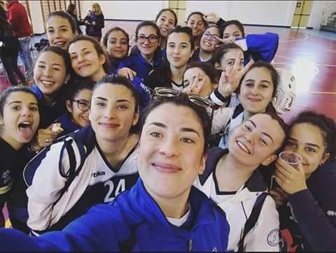 Volley Femminile Ghilarza. 2a Divisione sul podio, troppo forte il Selargius in C