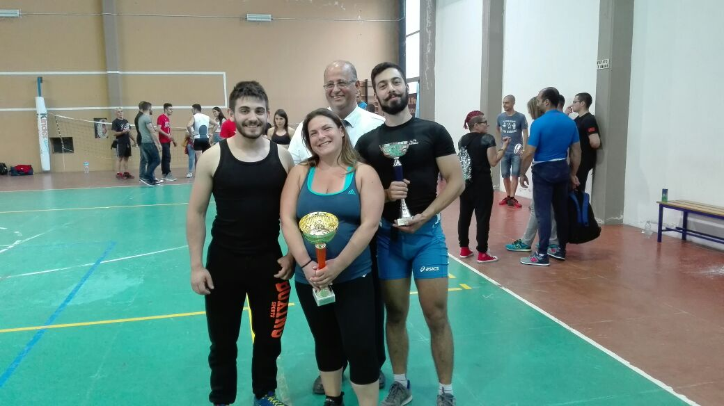 Pesi. A Sinnai brillanti piazzamenti per gli atleti della ASD Pesistica Centro Sardegna