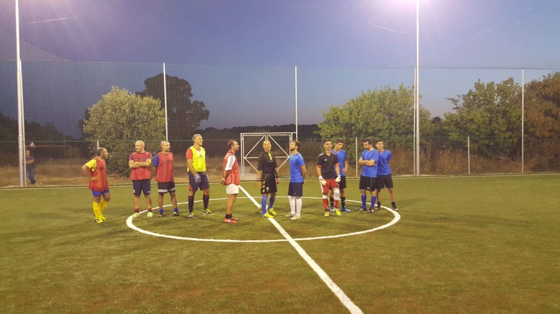 Domani a Paulilatino le semifinali del Torneo di Calcio a 5