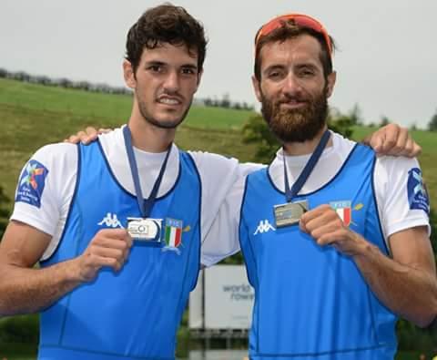 Canottaggio. Stefano Oppo vice campione del mondo a Lucerna