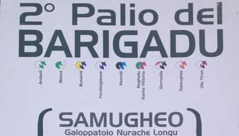 Ippica. Al Comune di Samugheo il 2° Palio del Barigadu