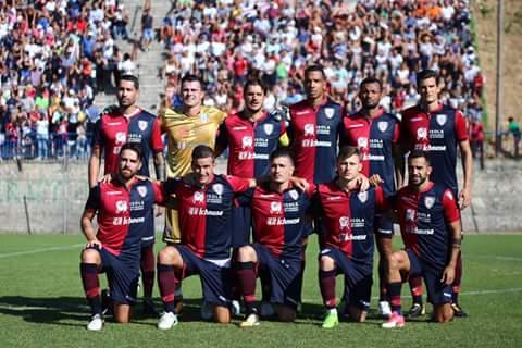 Calcio. Rinviata l'amichevole del Cagliari ad Oristano