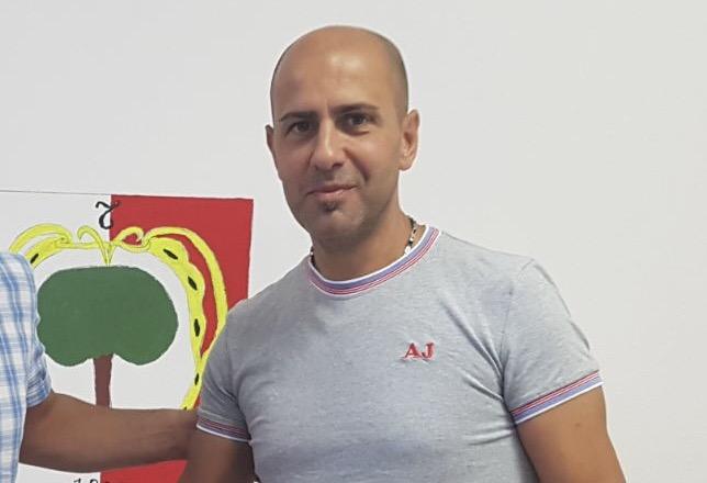 """Calcio Promozione. Il neo mister Andrea Contini """" Vi racconto la mia Tharros"""""""