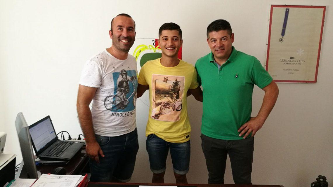 Calcio Promozione B. Altro tassello importante per la Tharros: firma l'esterno Nicola Mameli