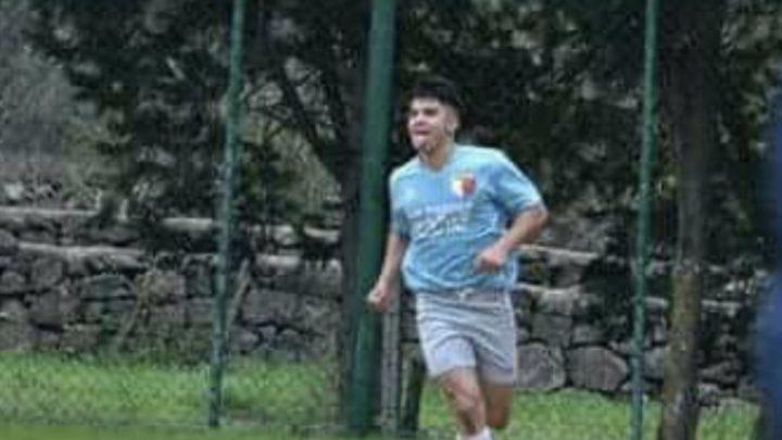 SAMUELE CABRAS/ Riflettori  puntati sul giovane bomber del Ruinas che con una doppietta ha sancito la vittoria a Meana Sardo