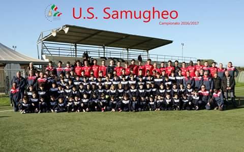 Calcio. Il settore giovanile del Samugheo affiliato al Cagliari Calcio