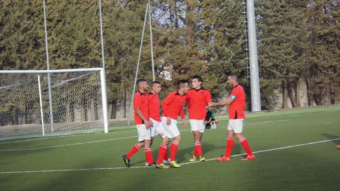 """Calcio 1a Categoria C. L'Abbasanta forza sette """"rulla"""" la San Marco Cabras. Tripletta di Puddu"""