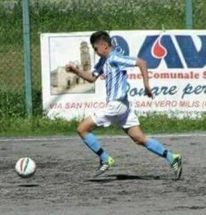 Calcio 2a Categoria F. La schedina della settimana di Alberto Pili attaccante della capolista Sanverese