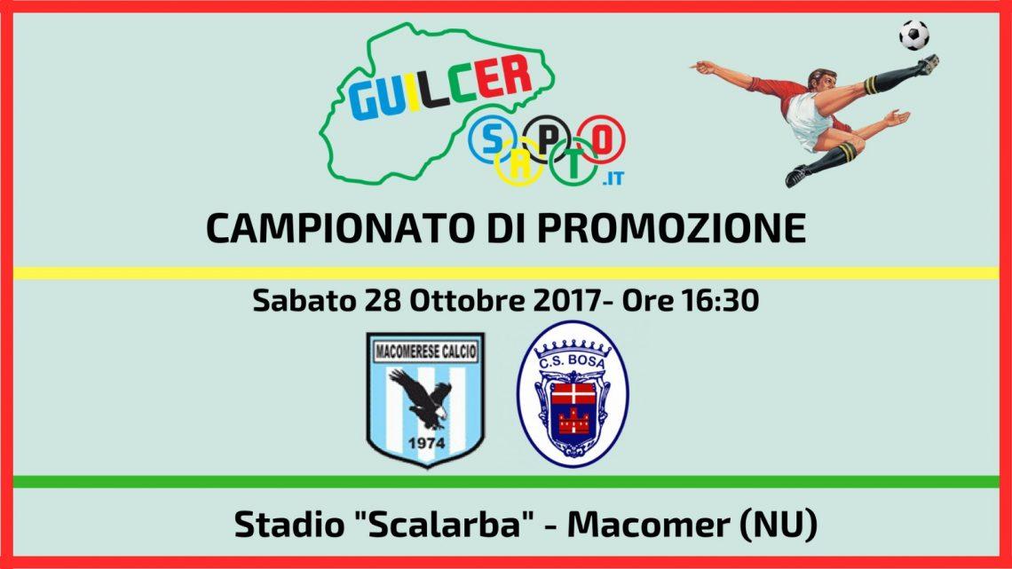Calcio Promozione B. I pronostici di GuilcerSport sulle gare della 5^ giornata di andata