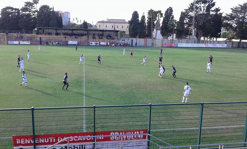 Calcio Promozione girone B. Tharros sprecona, passa il PortoTorres per 1-0