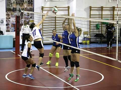 Volley C Femminile. Il Ghilarza non sfigura ma la capolista Ariete si impone per 0 3. Vince la Gymland