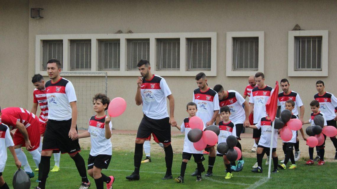 Calcio 1a Categoria C. San Marco Cabras. Troppo brutta per essere vera