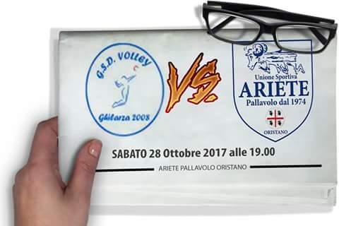 Volley Femminile C. Stasera alle 19 Il derby Ghilarza Ariete.Ecco come lo vedono i due tecnici Camedda e Locci