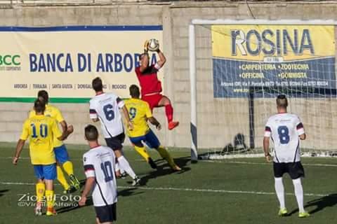 Calcio Promozione A. L'Arborea si lecca le ferite dopo la quaterna di Arbus