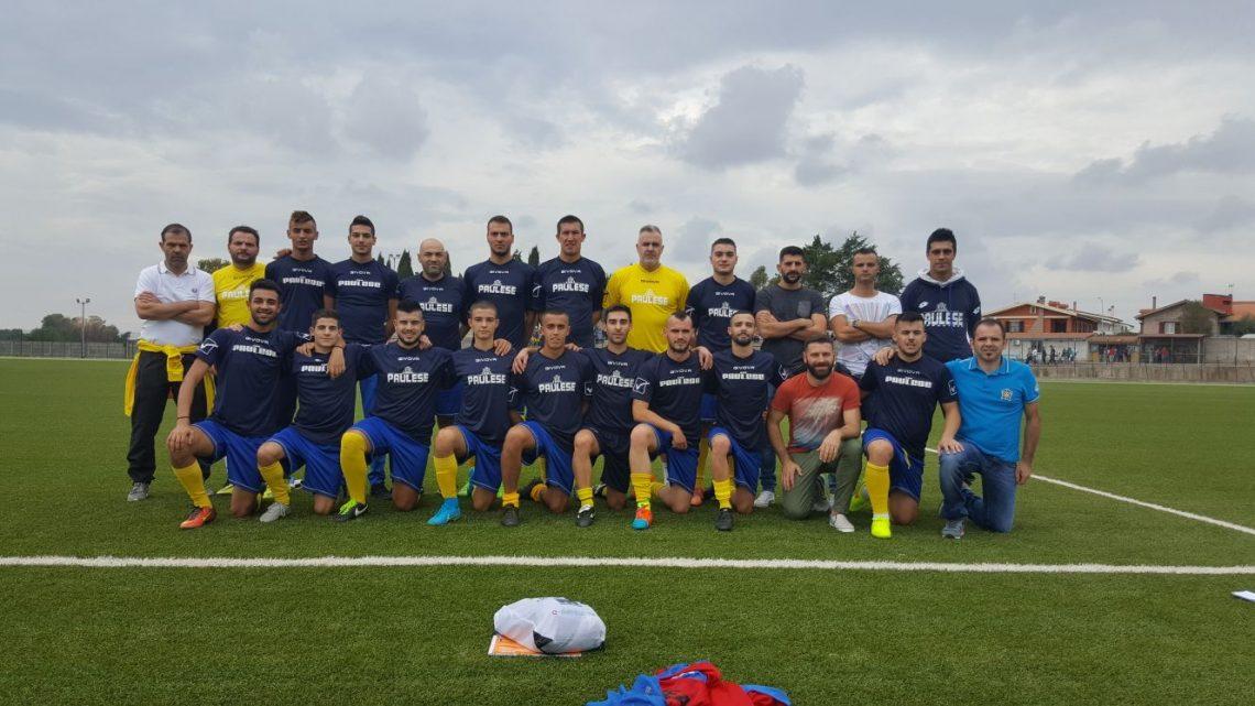 Calcio 1a Categoria girone C. Abbasanta-Paulese il giorno dopo. 300 spettatori e una bella festa di sport