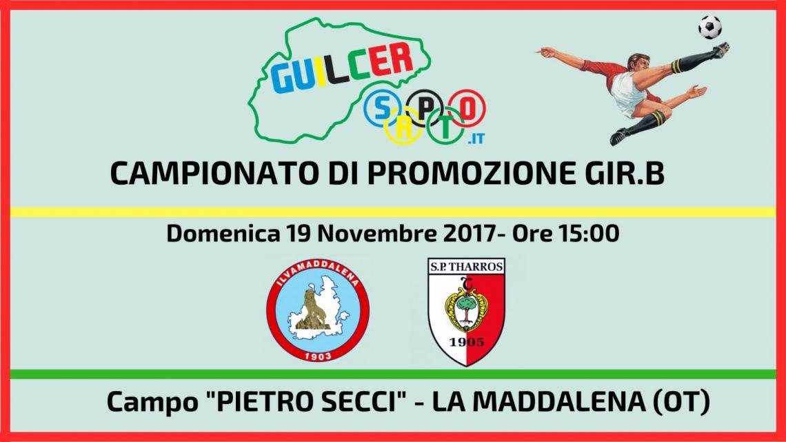 """Calcio Promozione girone B. Domani Ilva-Tharros, una sfida d'altri tempi """"raccontata"""" da Mauro Coppadoro"""