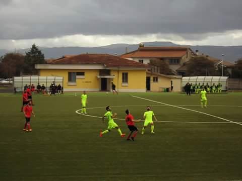 Calcio 1a Categoria. Incredibile Abbasanta, ne prende quattro in casa dalla capolista Santa Giusta