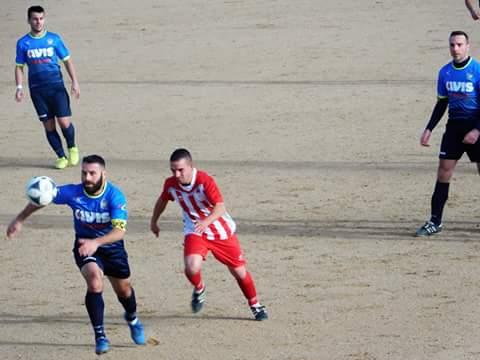 """Calcio 1a Categoria C. Doppietta di """"California"""" a Ruinas e la Paulese riprende a respirare"""