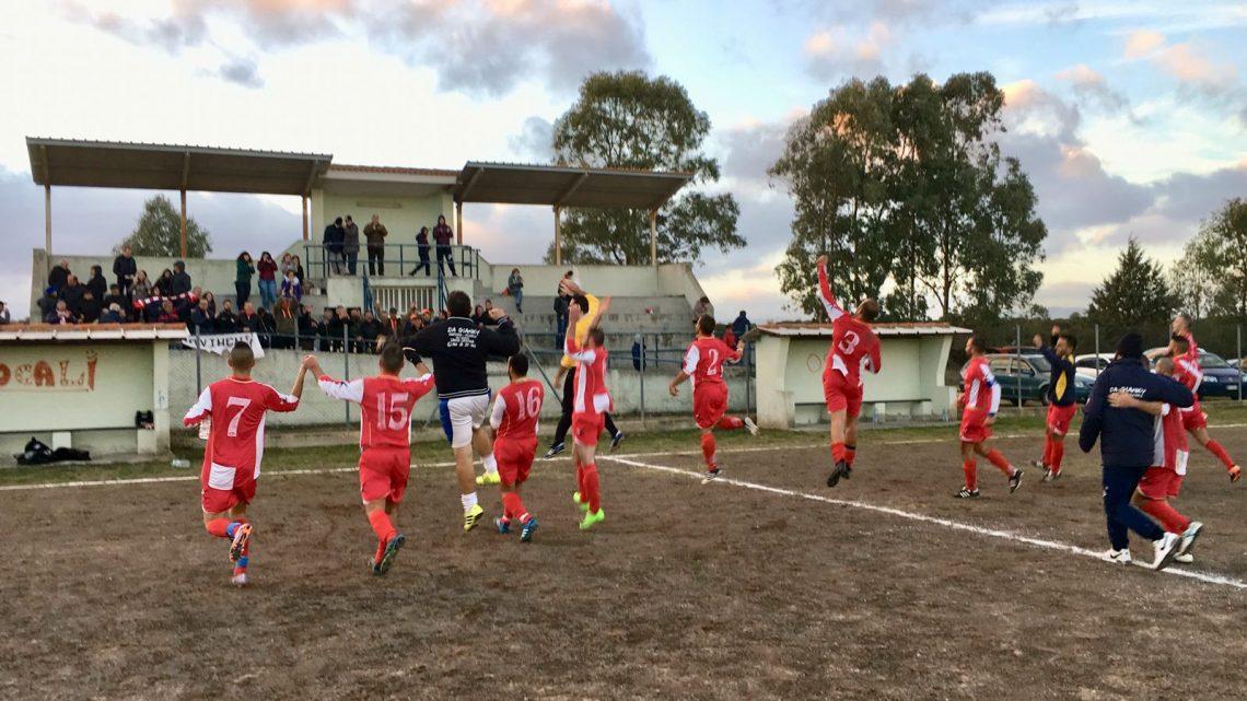 Calcio 2a Categoria girone G. L'Aidomaggiorese vede nuovamente la luce. Sconfitta la Nulese per 2-1.
