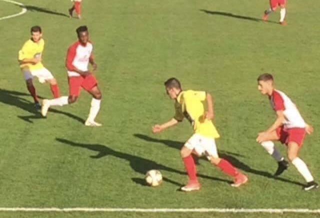 """Calcio Eccellenza. Doppio Stocchino e Fiori """"mandano al tappetto"""" il Guspini Terralba"""